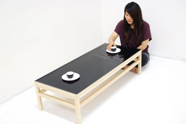 制造涟漪效应的茶几(三)