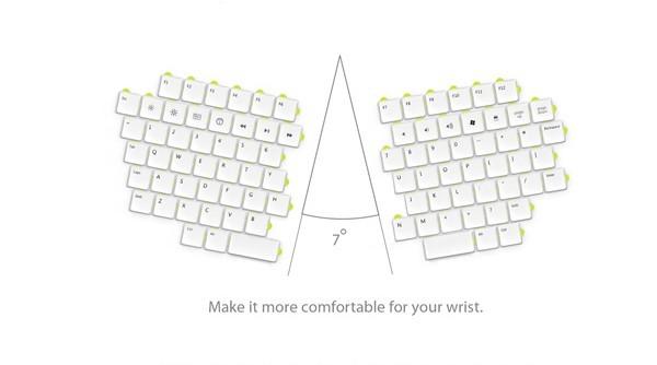 可以自由组合的键盘(四)
