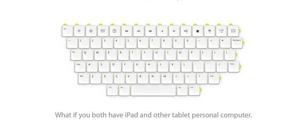 可以自由组合的键盘(五)
