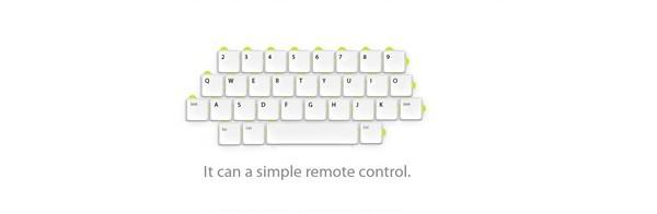 可以自由组合的键盘(六)