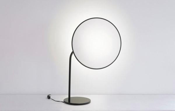 摄影棚式样的柔光台灯(二)