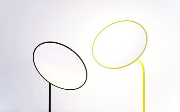 摄影棚式样的柔光台灯(五)