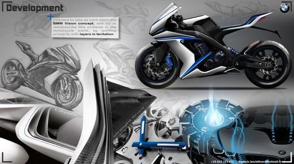 超酷概念摩托车(一)