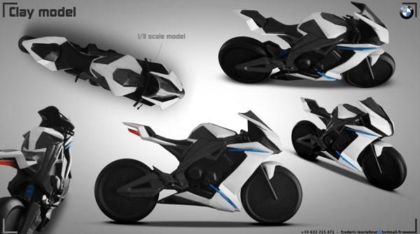 超酷概念摩托车(二)