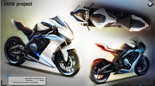 超酷概念摩托车(三)