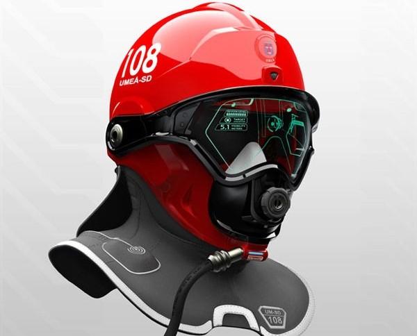 超酷未来消防装备(一)