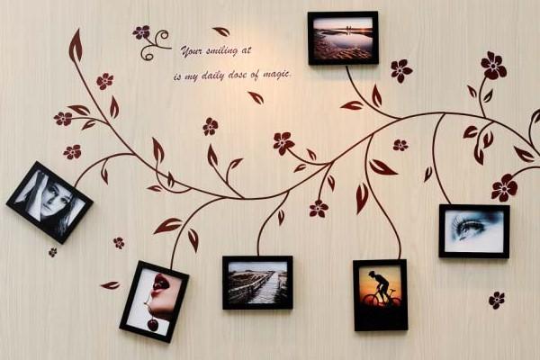 时尚创意照片墙(二)