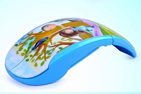 创意艺术折叠鼠标(二)