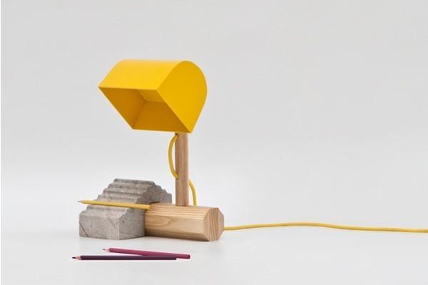 创意小台灯(一)