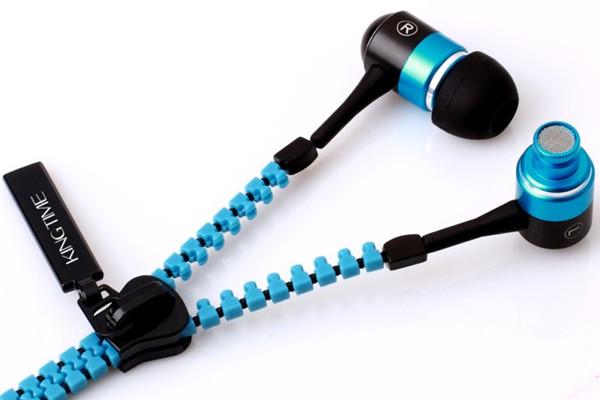 趣味拉链式耳机(二)