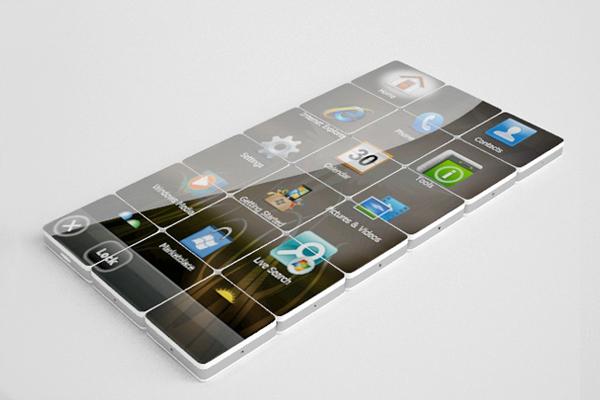 Mobikoma 概念手机(二)