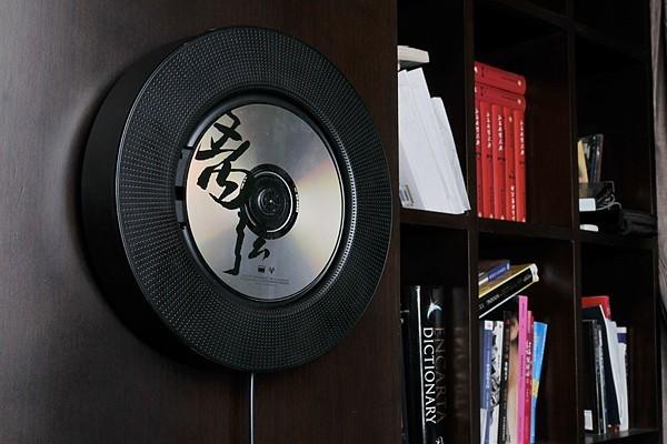 创意壁挂式CD音箱(二)
