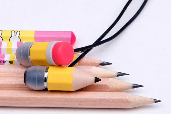 铅笔创意入耳式耳机(三)