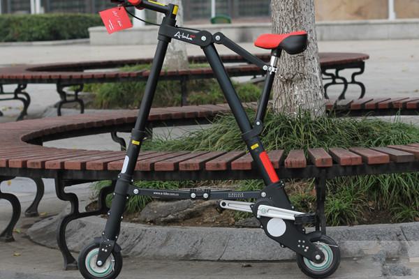 创意AS530X可折叠高配置自行车