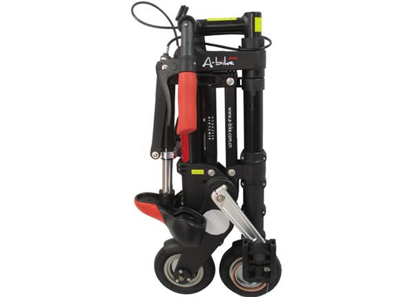 创意AS530X可折叠高配置自行车(二)