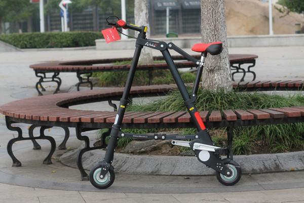 创意AS530X可折叠高配置自行车(四)