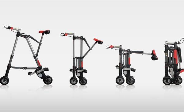 创意AS530X可折叠高配置自行车(五)