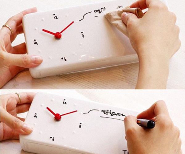 创意有趣的涂鸦闹钟(五)