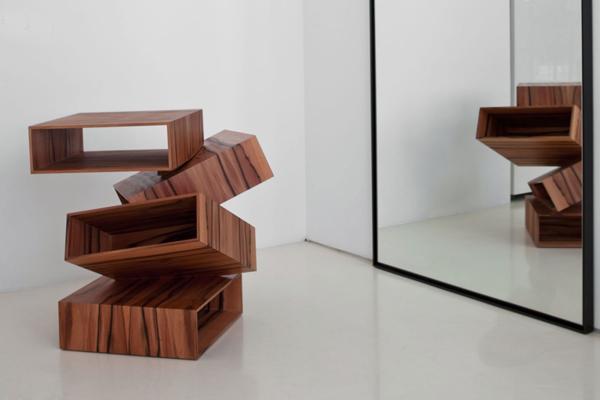 Balancing Boxes 创意茶几(二)