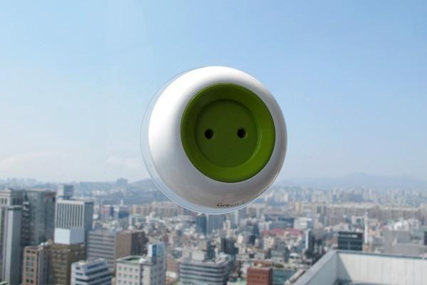 强大的窗口太阳能插座(二)
