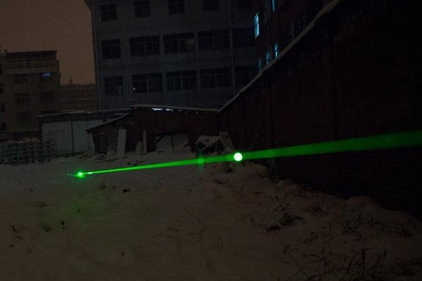 强力点燃火柴激光手电筒(二)