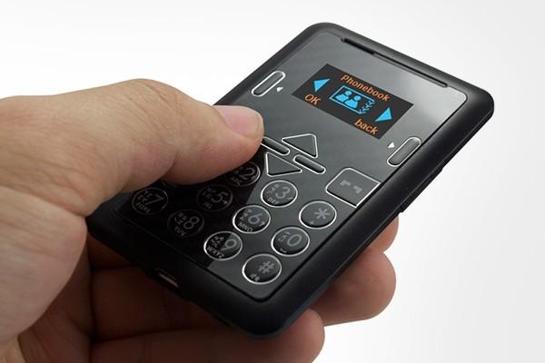 信用卡大小超炫手机