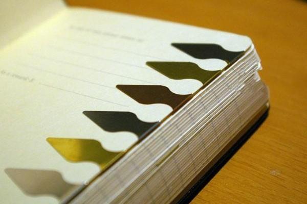 爱阅读人的最爱书签(四)