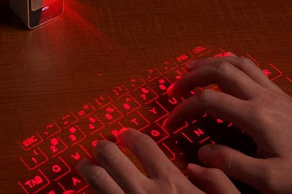 激光投影虚拟镭射键盘