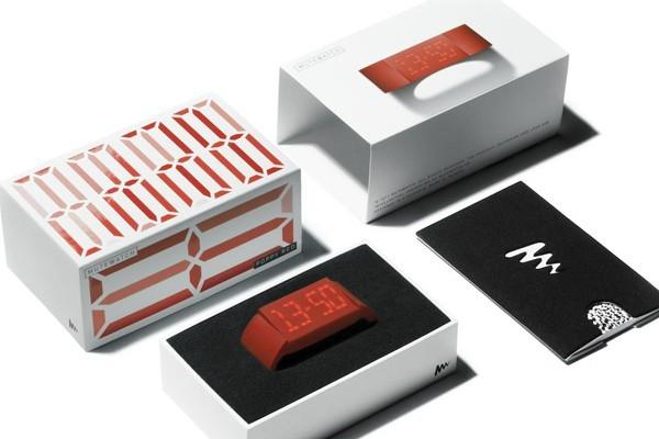 Mutewatc简洁科技触屏手表(二)