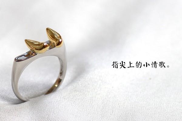 深情对唱小情歌情侣戒指(二)