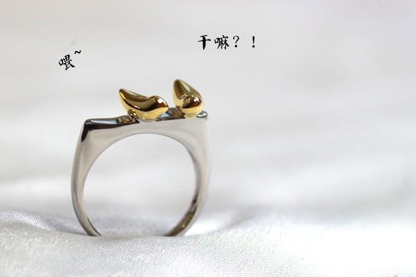 深情对唱小情歌情侣戒指(三)