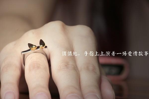 深情对唱小情歌情侣戒指(五)