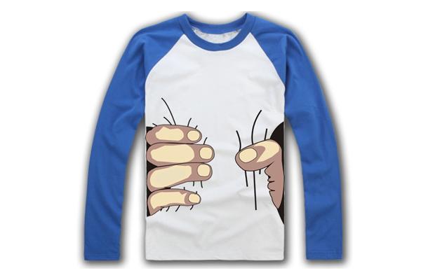 被抓住的趣味衬衫(二)