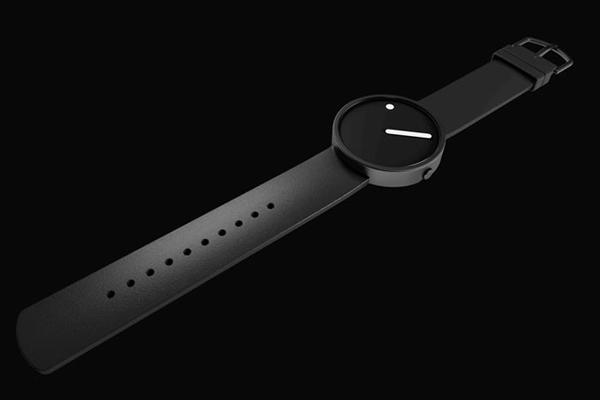 丹麦Rosendahl PICTO时尚中性指针手表
