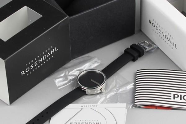 丹麦Rosendahl PICTO时尚中性指针手表(三)