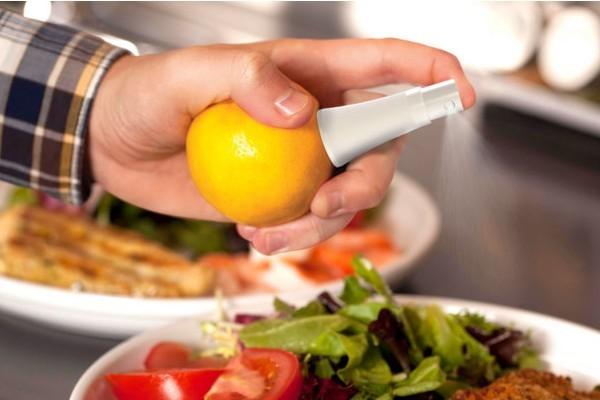 即插即喷柠檬果汁喷雾器
