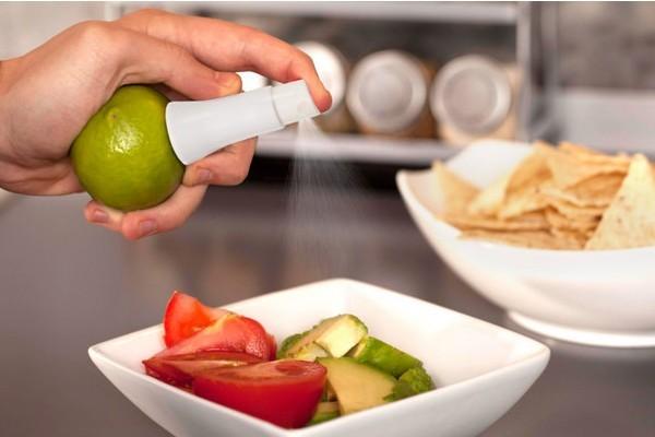 即插即喷柠檬果汁喷雾器(三)