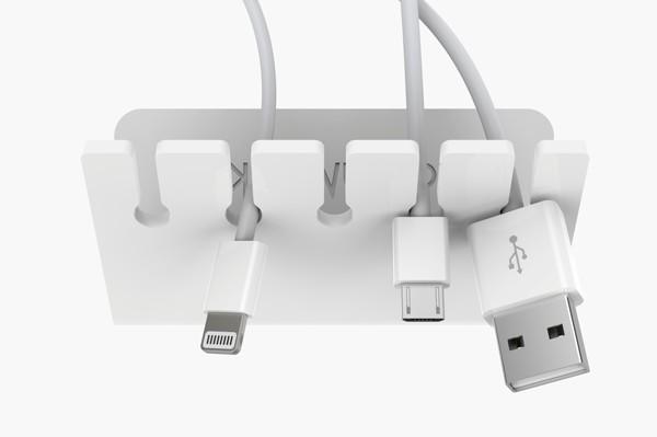 简洁各种线的缆收纳器