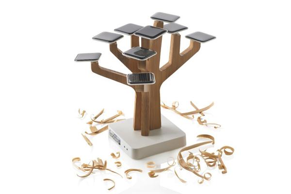 XDDESIGN树形太阳能充电器(四)