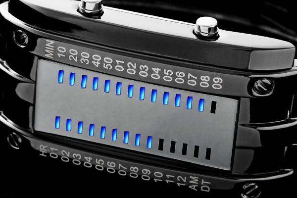 韩版潮流LED帅气手表(二)