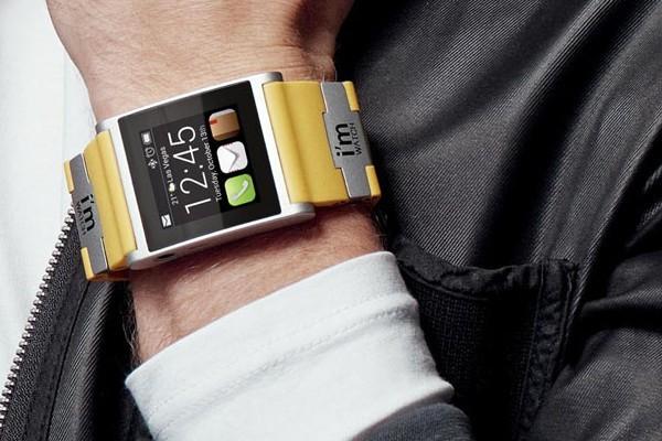 意大利i'm Watch Color智能手表(四)
