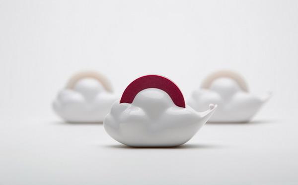 有趣的云朵胶带切割器(二)