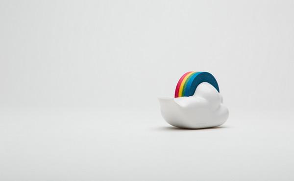 有趣的云朵胶带切割器(四)