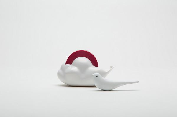有趣的云朵胶带切割器(五)