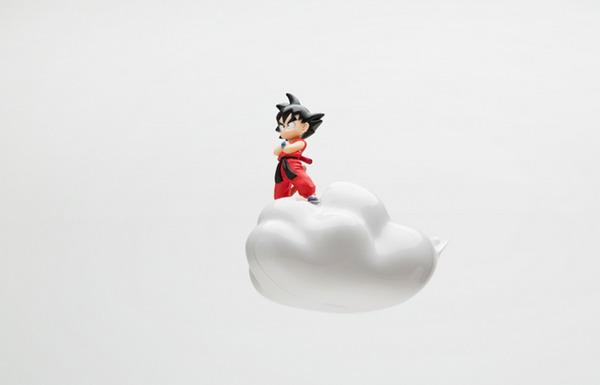 有趣的云朵胶带切割器(八)