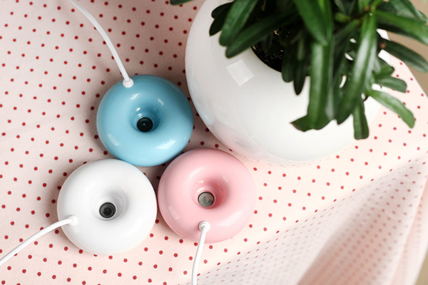 Doulex 甜甜圈加湿器(三)