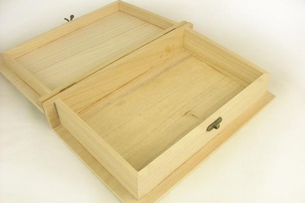烙画烫画书本木盒(四)