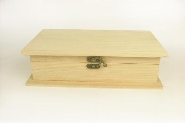 烙画烫画书本木盒(五)