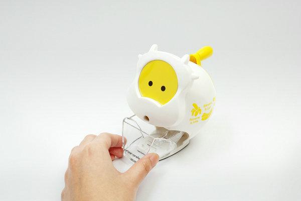 可爱有趣的小牛卷笔刀(三)