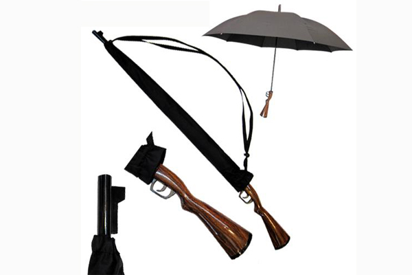 霸气侧漏的猎枪伞(二)